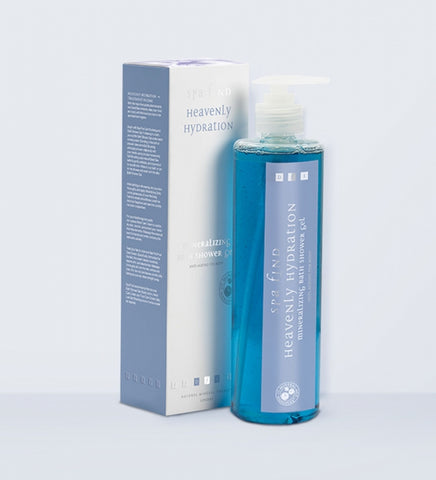 Spa Find Heavenly Hydration Mineralizing Shower Gel 400ml