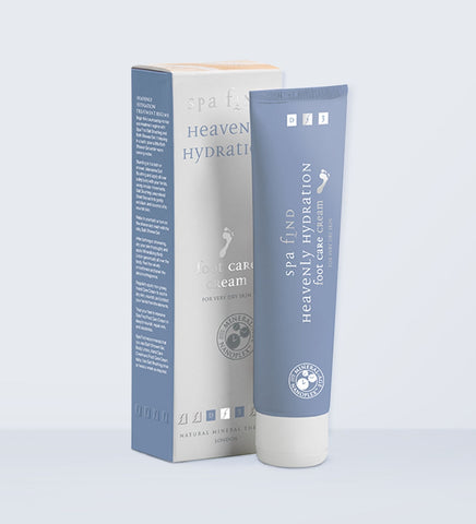 Spa Find Heavenly Hydration Foot Care Cream 100ml