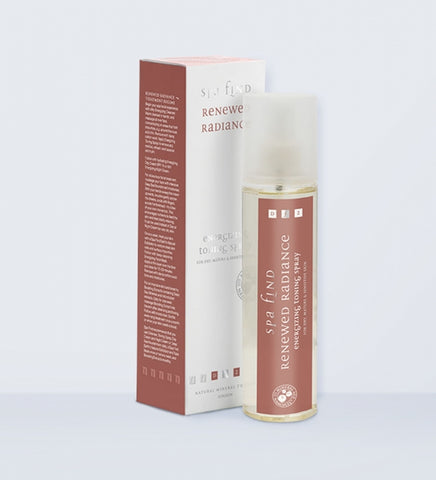 Spa Find Renewed Radiance Energizing Toning Spray 250ml