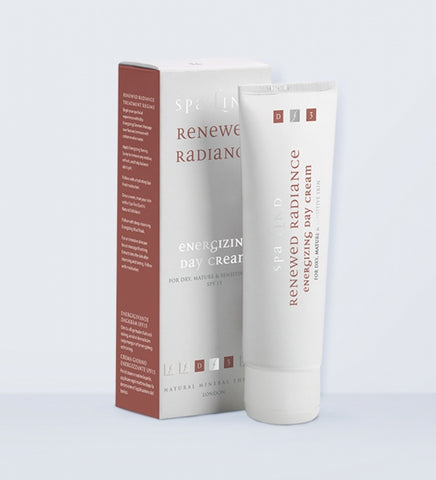 Spa Find Renewed Radiance Energizing Day Cream 75ml