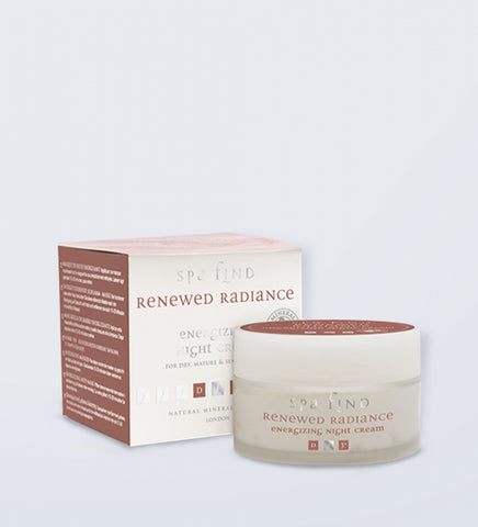 Spa Find Renewed Radiance Energizing Night Cream