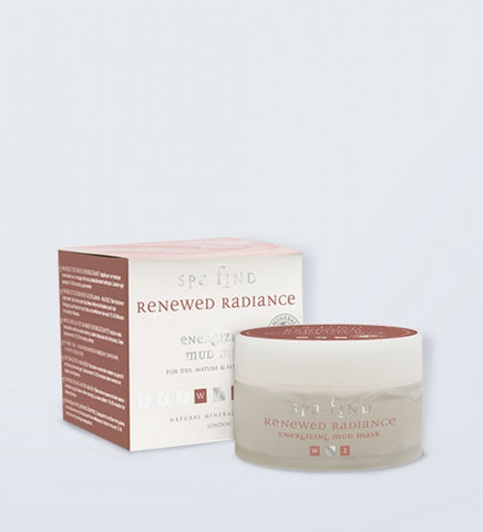 Spa Find Renewed Radiance Energizing Mud Mask 50ml