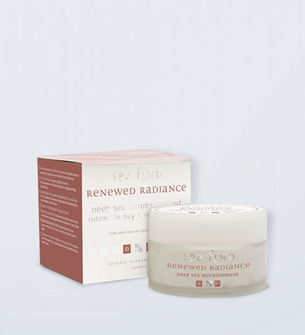 Spa Find Renewed Radiance Deep Sea Nourishment Day & Night Cream 50ml