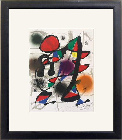 Joan Miró lithographs III