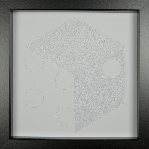 White Cube dots