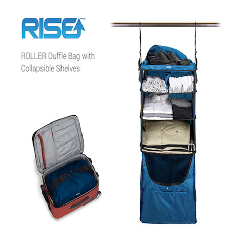 RISER Collapsible Shelf Insert