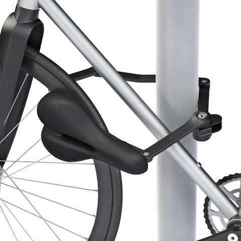 SEATYLOCK- Bicycle Saddle & Lock in One Amazing Product