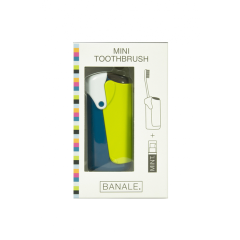 BANALE TOOTHBRUSH - EASY PACK
