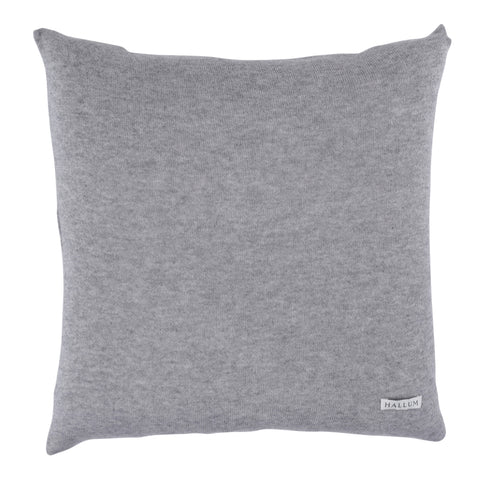 Cashmere pillow 50 x 50 cm - Light grey