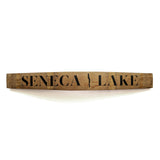 SENECA LAKE Wine Barrel Stave - Staving Artist Woodwork