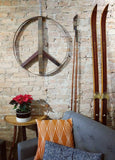 Peace Sign - Staving Artist Woodwork