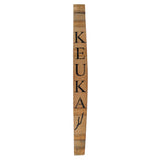 KEUKA Wine Barrel Stave - Staving Artist Woodwork