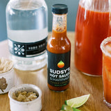 Sudsy's Hot Sauce & Marinade - Staving Artist Woodwork