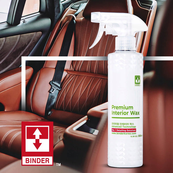 Binder Interior Wax - Foamee