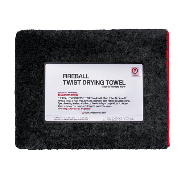 Microfibre Twist Drying Towel - Foamee