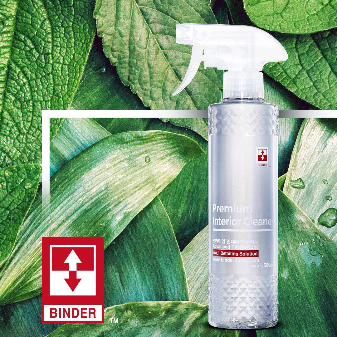 Binder Premium Interior Cleaner - Foamee