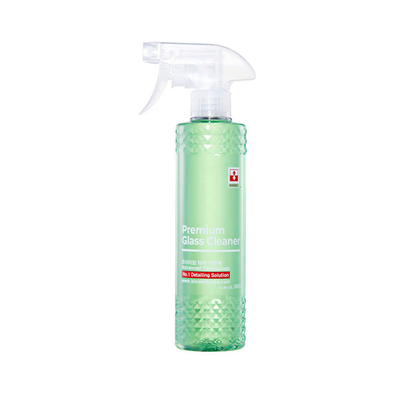 Binder Premium Glass Cleaner - Foamee