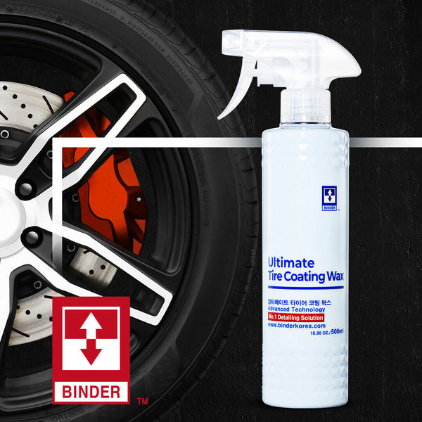 Binder Ultimate Tyre Coating Wax - Foamee