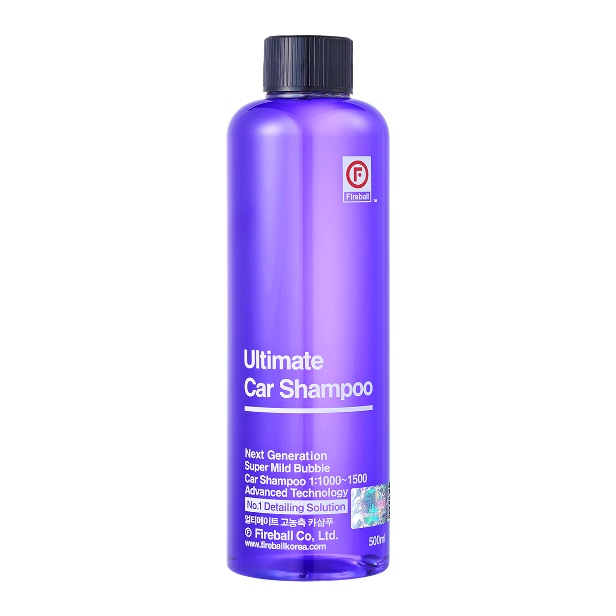 Ultimate Car Shampoo - Foamee