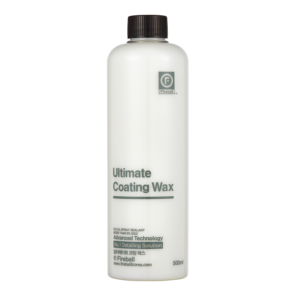 Ultimate Coating Wax - Foamee