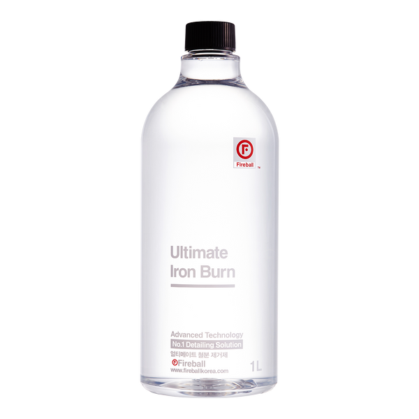 Ultimate Iron Burn 1L - Foamee