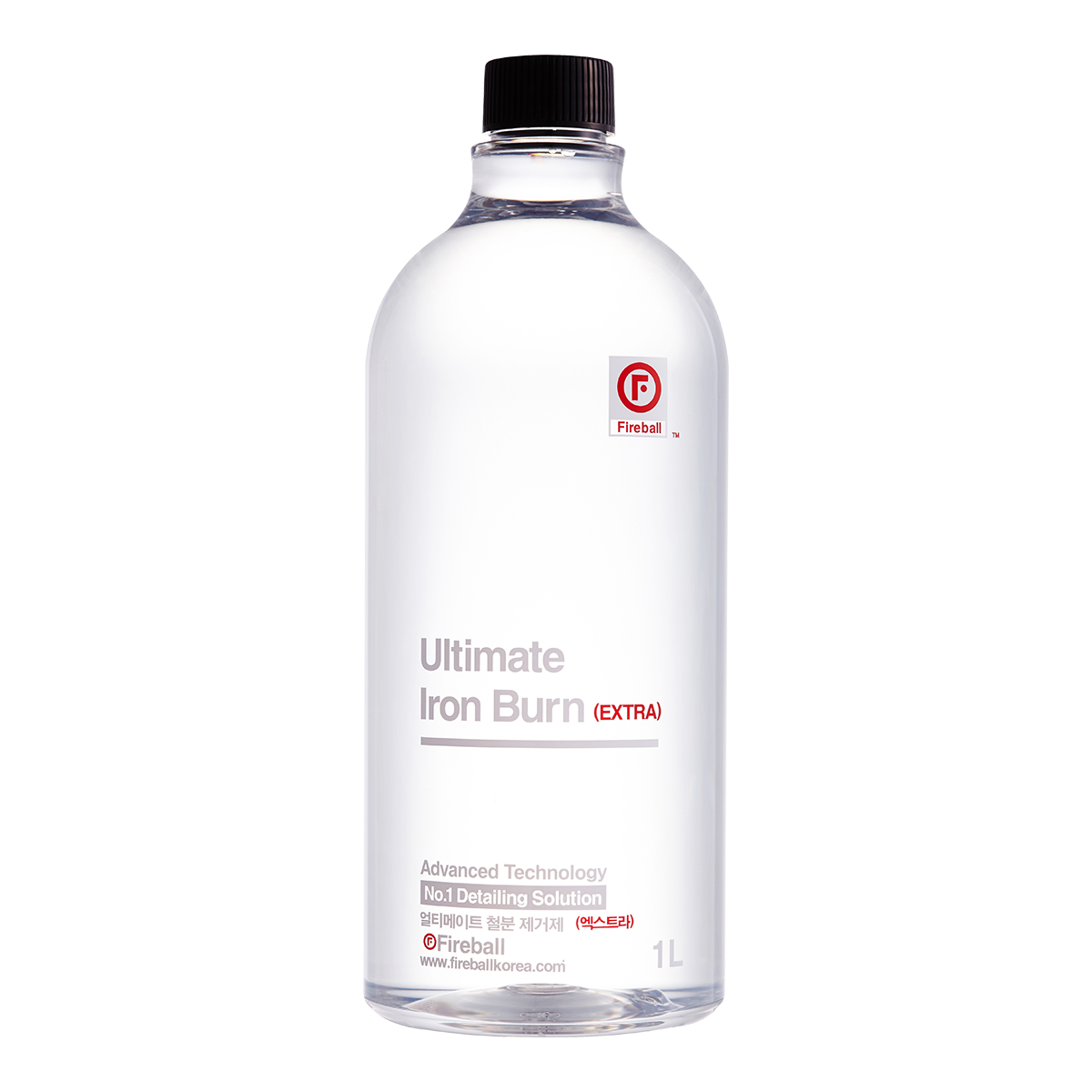 Ultimate Iron Burn Extra 1L - Foamee