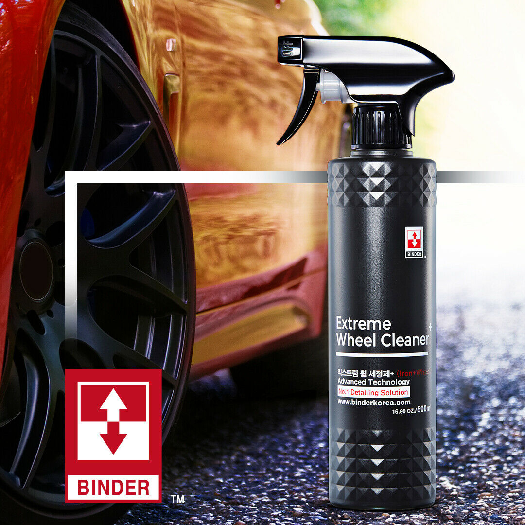 Binder Extreme Wheel Cleaner - Foamee