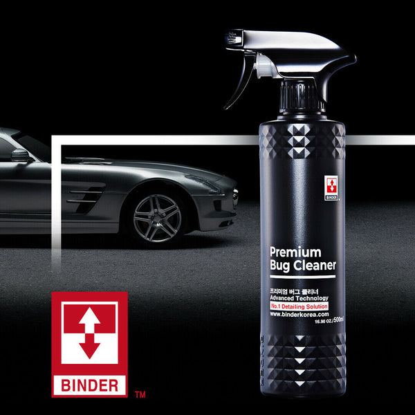 Binder Premium Bug Cleaner - Foamee
