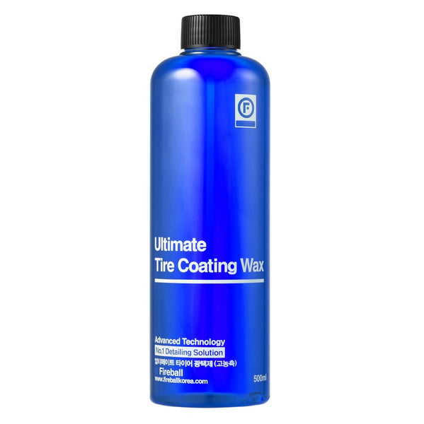 Ultimate Tyre Coating Wax - Foamee