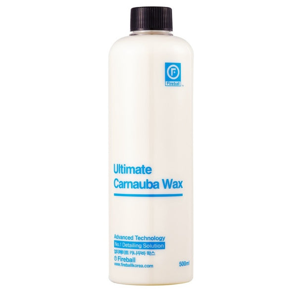 Ultimate Carnauba Wax - Foamee