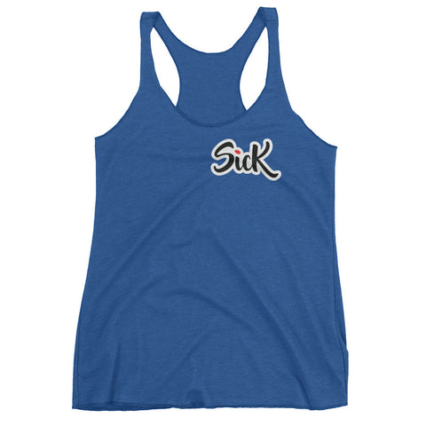 SicK Tank Tee - Ladies