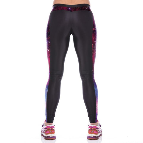 Galaxy II Active Tights - Full Length