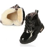Junior Winter Hikers - Black