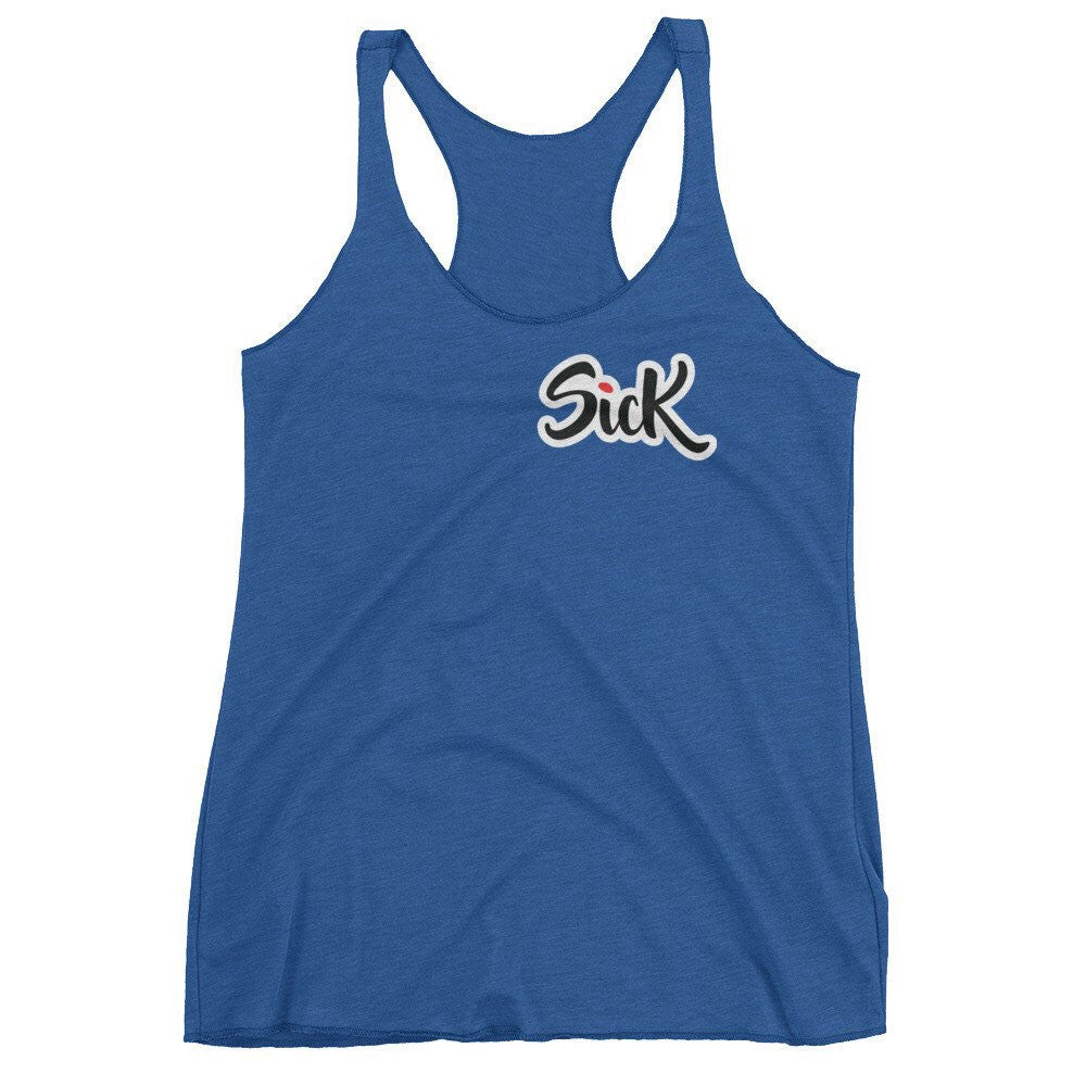 The Home of SicK Apparel! Shop SicK clothing and apparel, slogan tees, merchandise, custom prints and more.