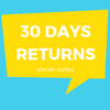 icon of return policy 30 dasy guaranteed