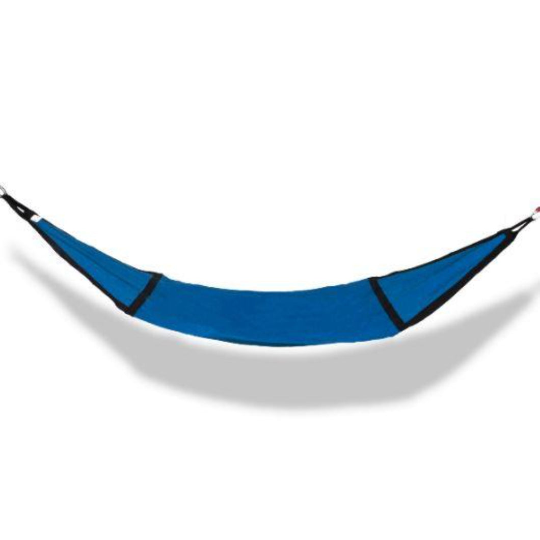 blue cotton therapy hammock sensory owl