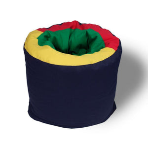 Large Sensory Bean Bag Tunnel Pouf