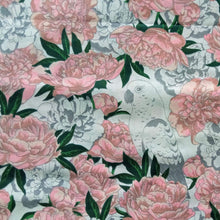 Load image into Gallery viewer, PEONIES MINKY WEIGHTED BLANKET | SENSORY OWL