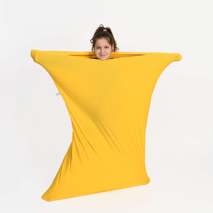 Yellow Body Sock Sensory Owl