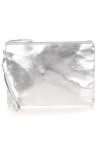 Gold or Silver Clutch