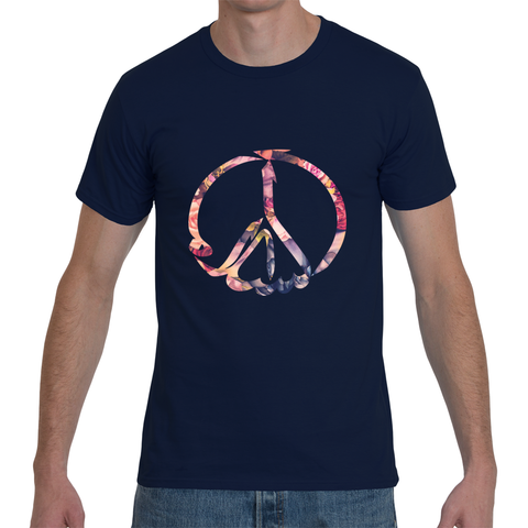 ASalaam Peace T-Shirt (Navy Blue)