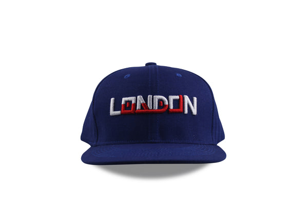 Arabic London Snapback Cap