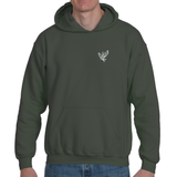 Tree of Life Hoodie (Military Green)