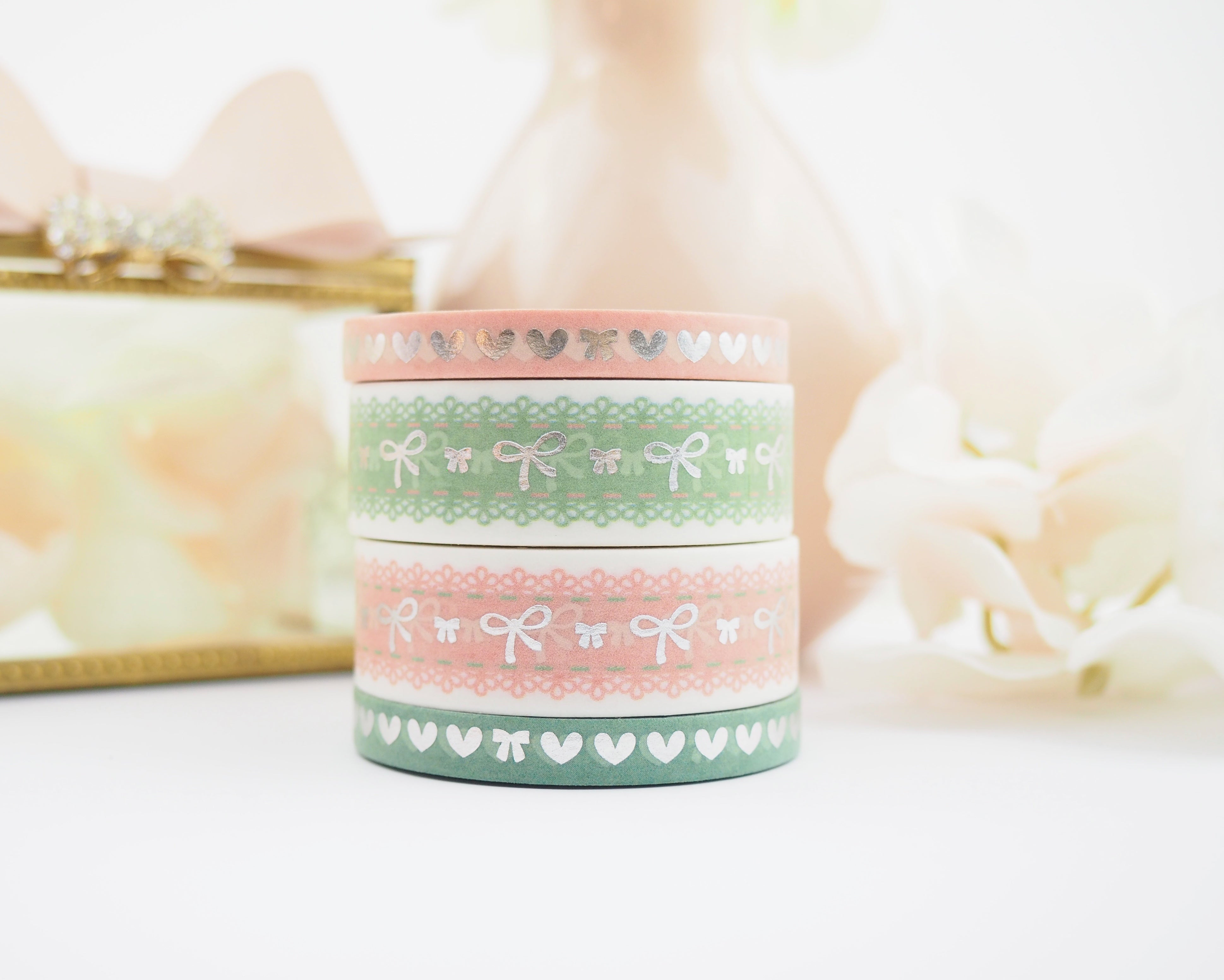 Peachy Keen Washi Collection  - The Pink Room Co Exclusive Original
