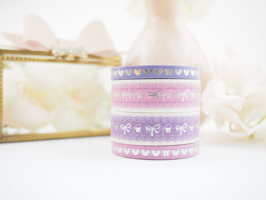 Sunday Mornings  Washi Collection  - The Pink Room Co Exclusive Original