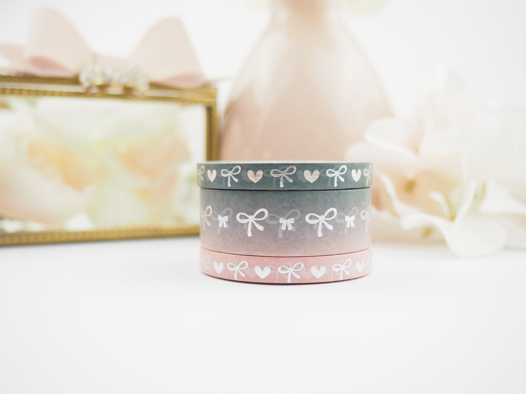 Cactus Washi Collection - The Pink Room Co Exclusive Original