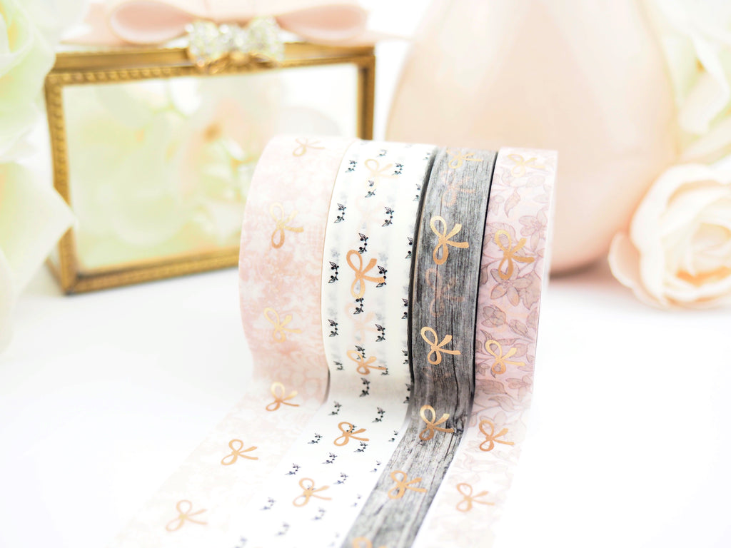 LINEN Washi Collection  - The Pink Room Co Exclusive Original