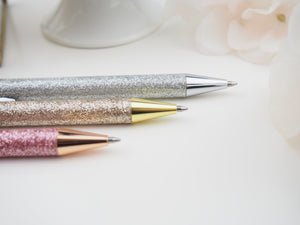 Glitter Ball Point Pen