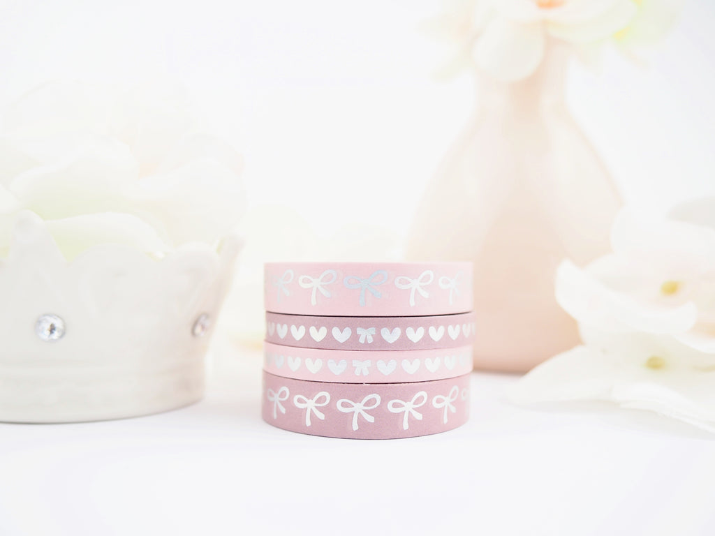 OPERA Bow and Heart Washi Collection