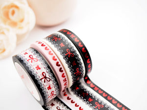 NAUGHTY&NICE Washi Collection  - The Pink Room Co Exclusive Original